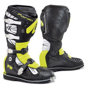 TERRAIN TX  BLACK WHITE YELLOW FLUO