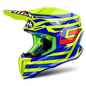 TWIST CAIROLI QATAR YELLOW GLOSS