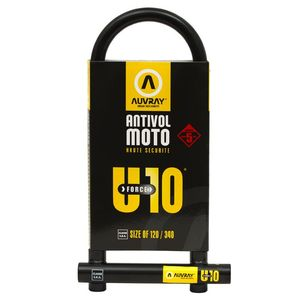 ANTIRROBO U FORCE 10 120X340