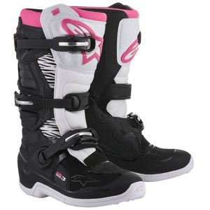 STELLA TECH 3 BLACK WHITE PINK