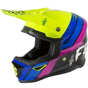 XP4 KID - STRIPE - NEON YELLOW GLOSSY