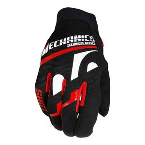 MECHANIC GLOVES NOIR