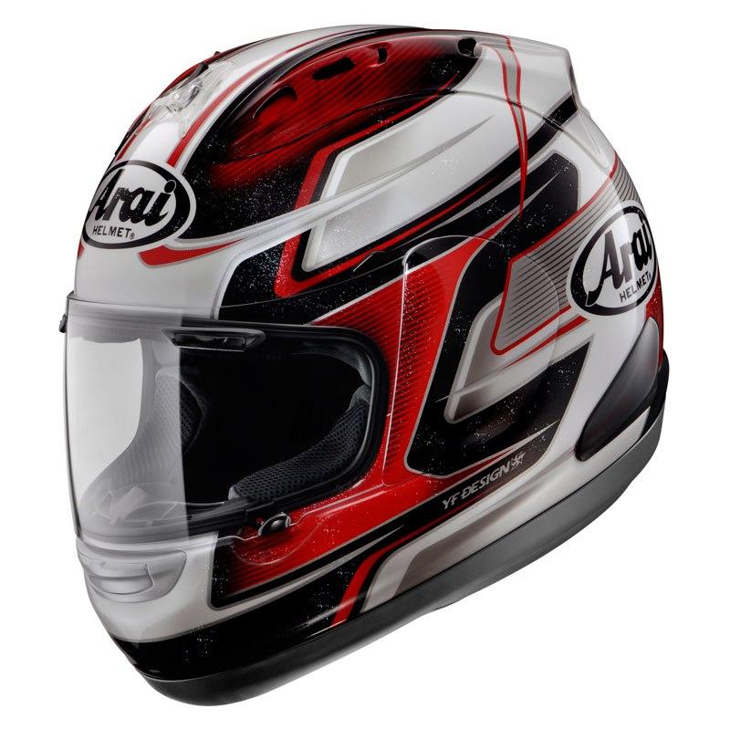Arai RX7 GP Dani 26 | Caschi, Casco da moto, Casco