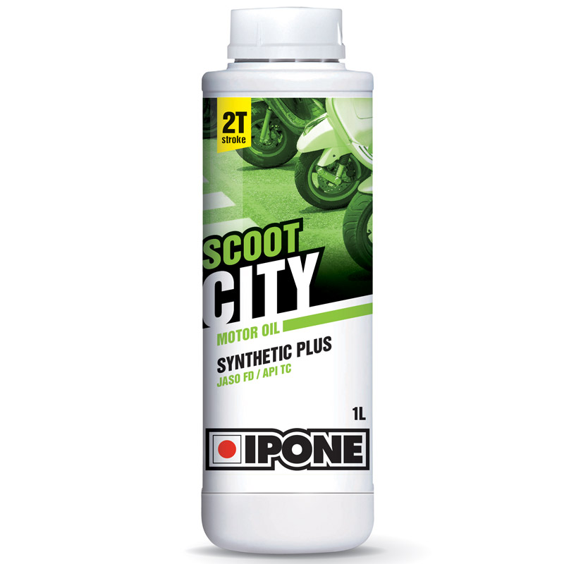 Aceite de motor Ipone SCOOT CITY - 1 LITRO