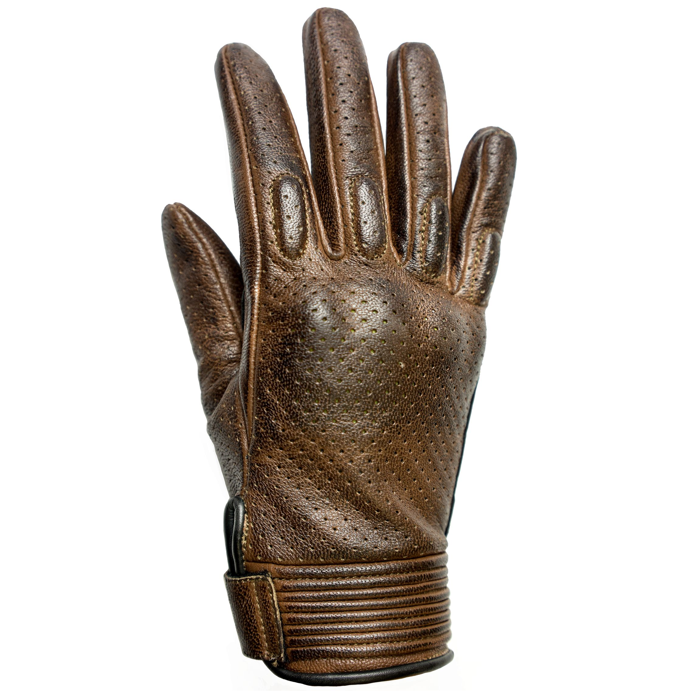 Guantes Helstons SIDE PERFORE LADY