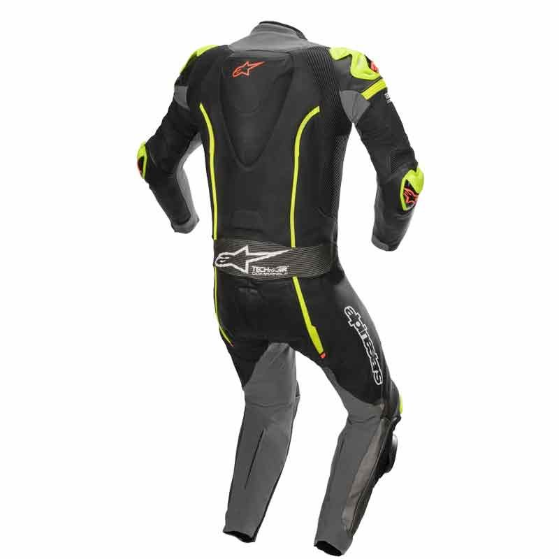 Mono Alpinestars GP PRO V3 - TECH AIR COMPATIBLE - FLUO