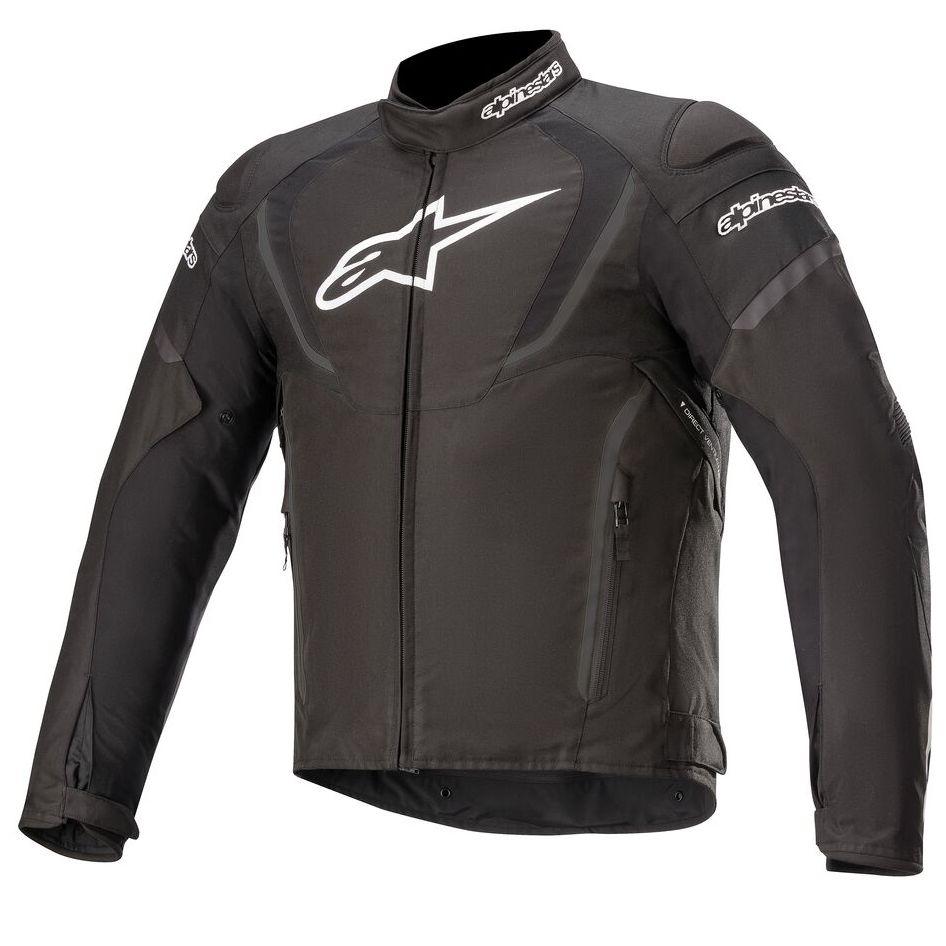 S BLACK Alpinestars Blouson moto T-jaws V3 Waterproof Jacket Black