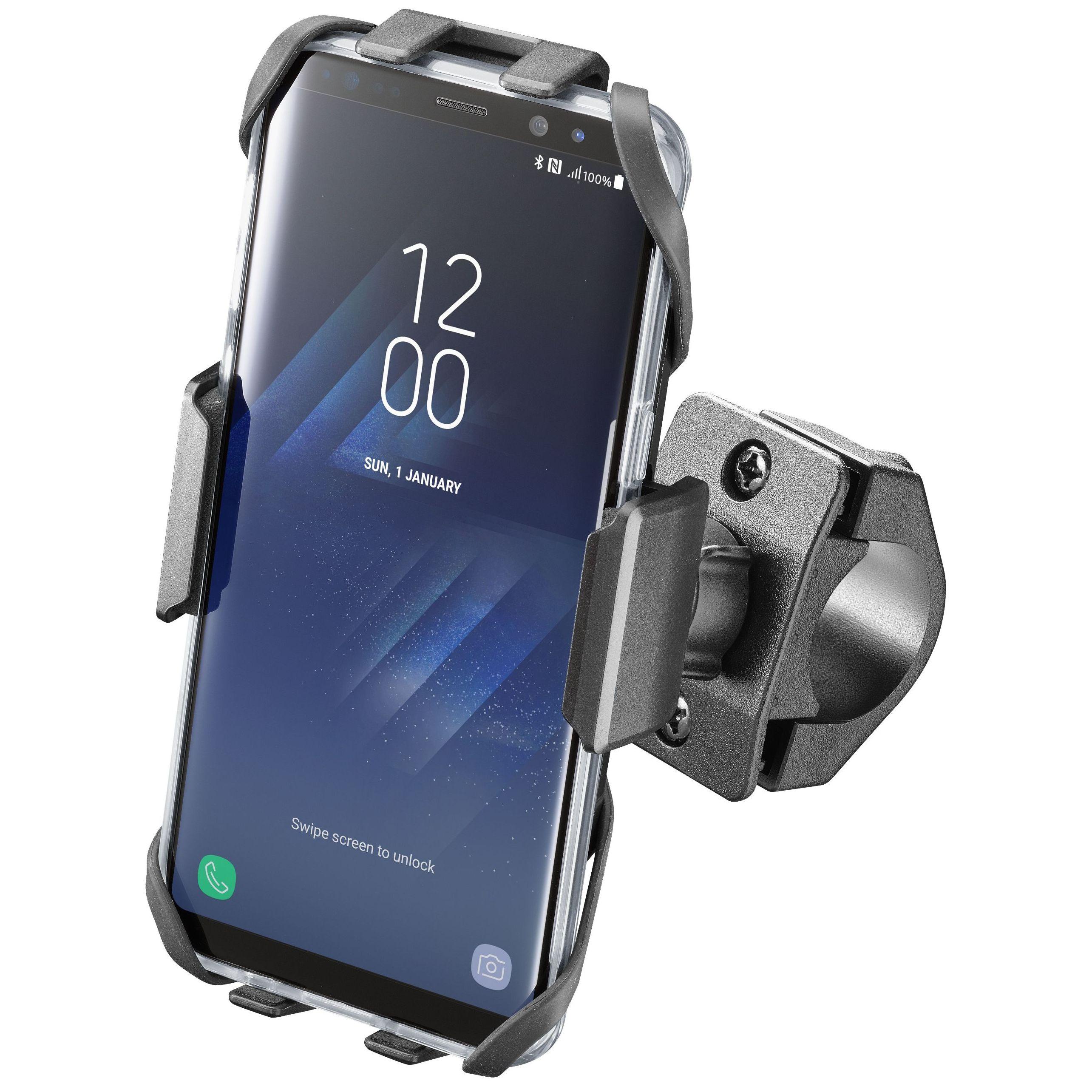 concha de protecci n cellular line carcasa smartphone con soporte moto crab high tech moto. Black Bedroom Furniture Sets. Home Design Ideas
