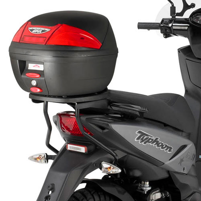Soporte top case y maletas Givi Scooter Monolock