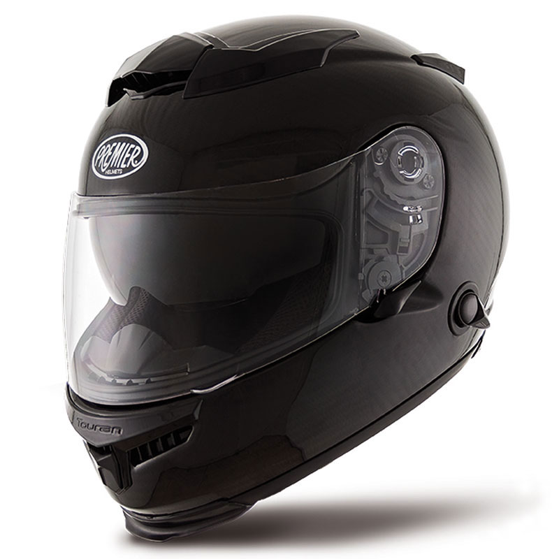 Casco Premier TOURAN - CARBON