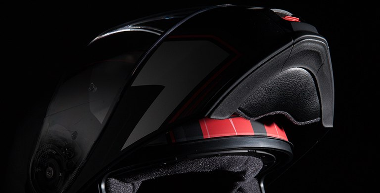 casco modulable